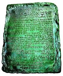 legge dell'attrazione - tavole di smeraldo LOA