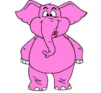 non pensare elefante rosa