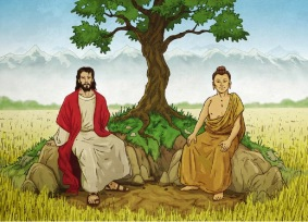 gesù buddha zen