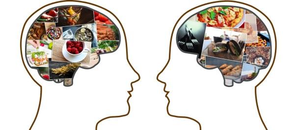 cibo salute mente cervello