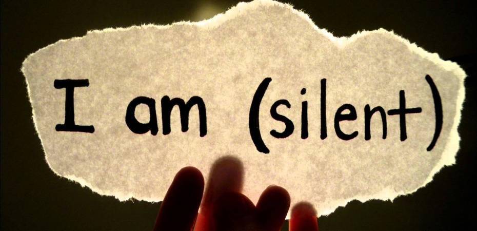 far tacere la mente