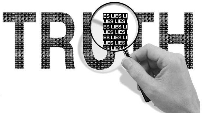 paura della verita