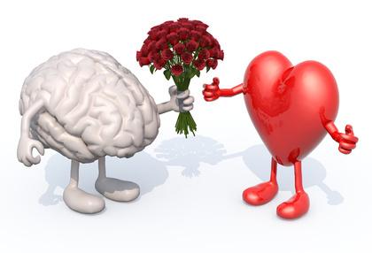 la mente ragiona il cuore sente