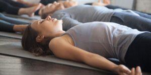 rilassamento muscolare stress