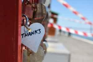 gratitudine perdono accettazione servizio